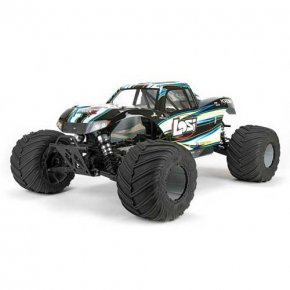 Losi Monster Truck XL 1/5 4WD schwarz LOS05009T1