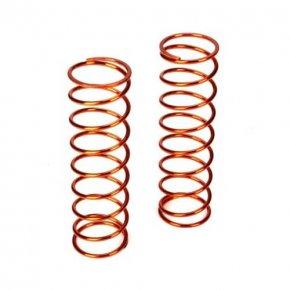 Front Springs 14.2 lb Rate, Orange (2): 5IVE-T LOSB2967