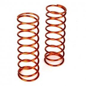 Hintere Federn 10.7 lb Rate, Orange (2): 5IVE-T LOSB2973