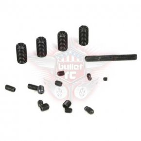 Set Screw Asst. 3,4,5 & 8mm (19): 5IVE-T, MINI WRC