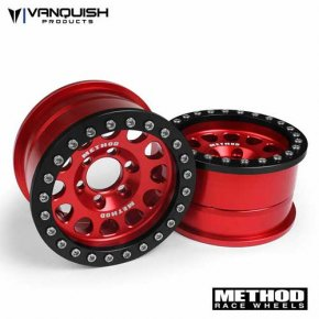 Vanquish Method 1.9 Race Wheel 105 Anodized