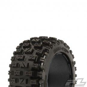 Pro-line Bow-Tie hintere Reifen Set ohne Einlage für HPI Baja 5b