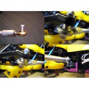 IRP Abstandhalter Kit Anlenkung für HPI Baja 5B/5T